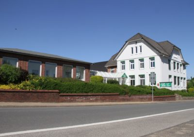 Firmengebäude Nordplast mit Anbau