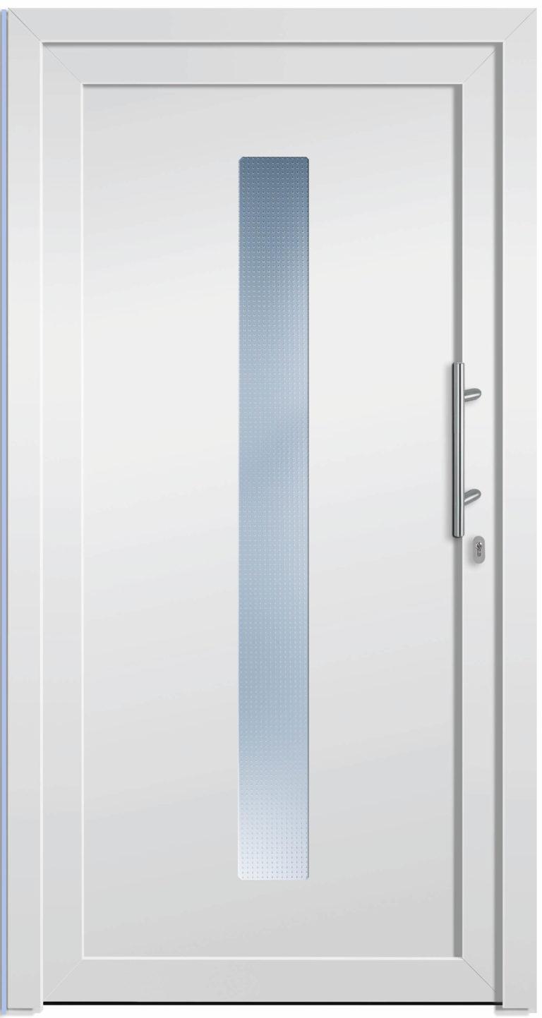 Haustüre NP-1000-30 weiß