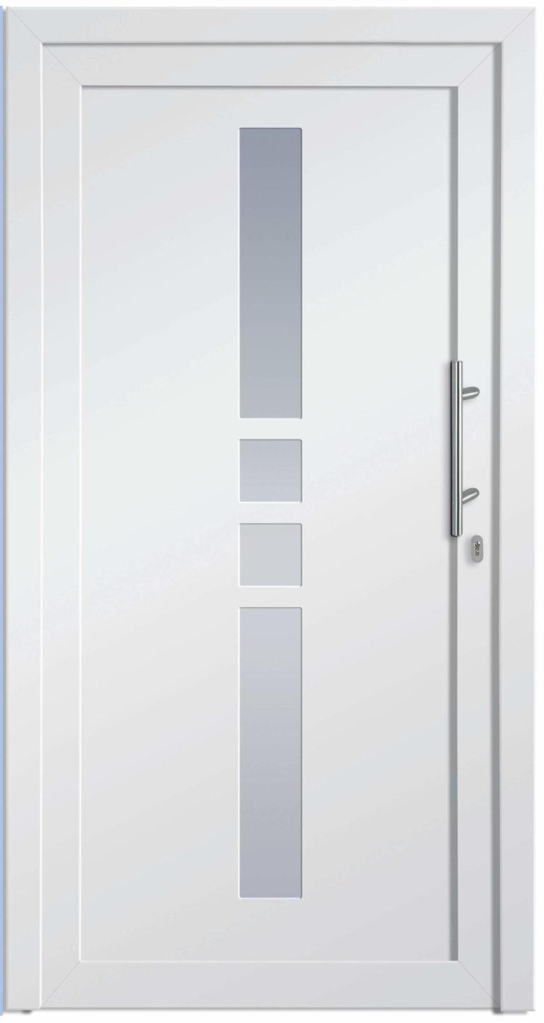 Haustüre NP-1000-40 weiß