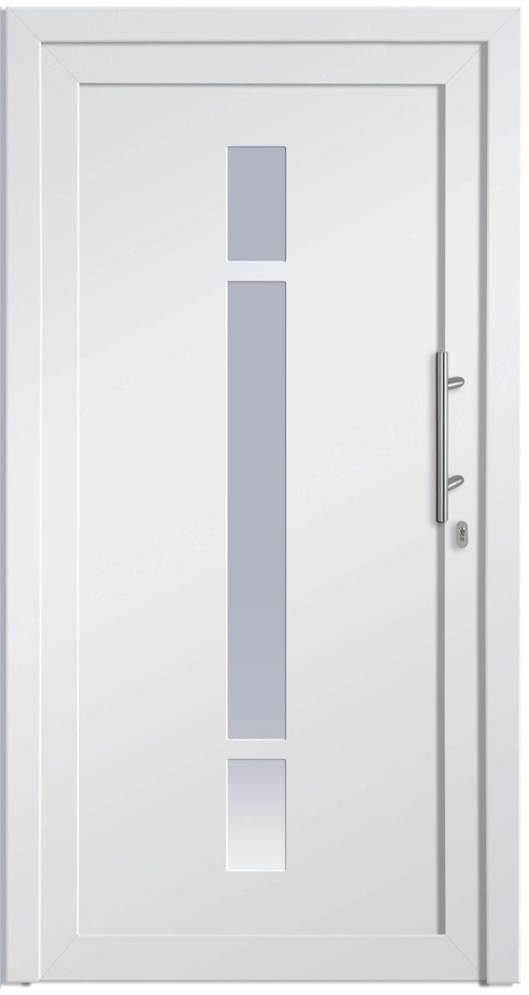 Haustüre NP-1000-50 weiß