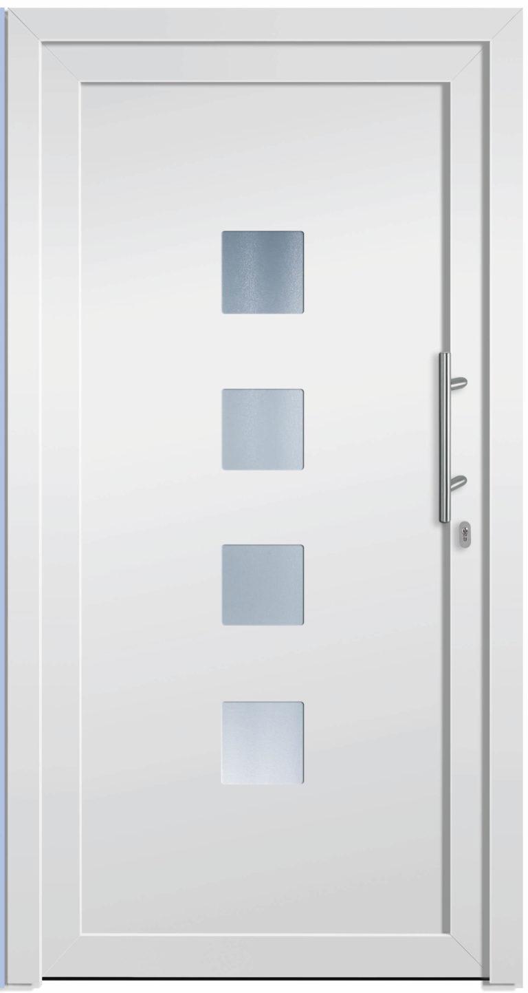 Haustüre NP-2000-10 weiß
