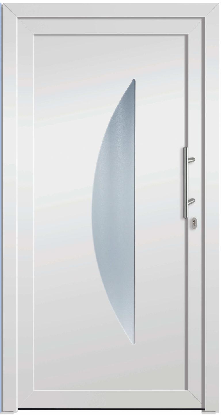 Haustüre NP-2000-20-B weiß