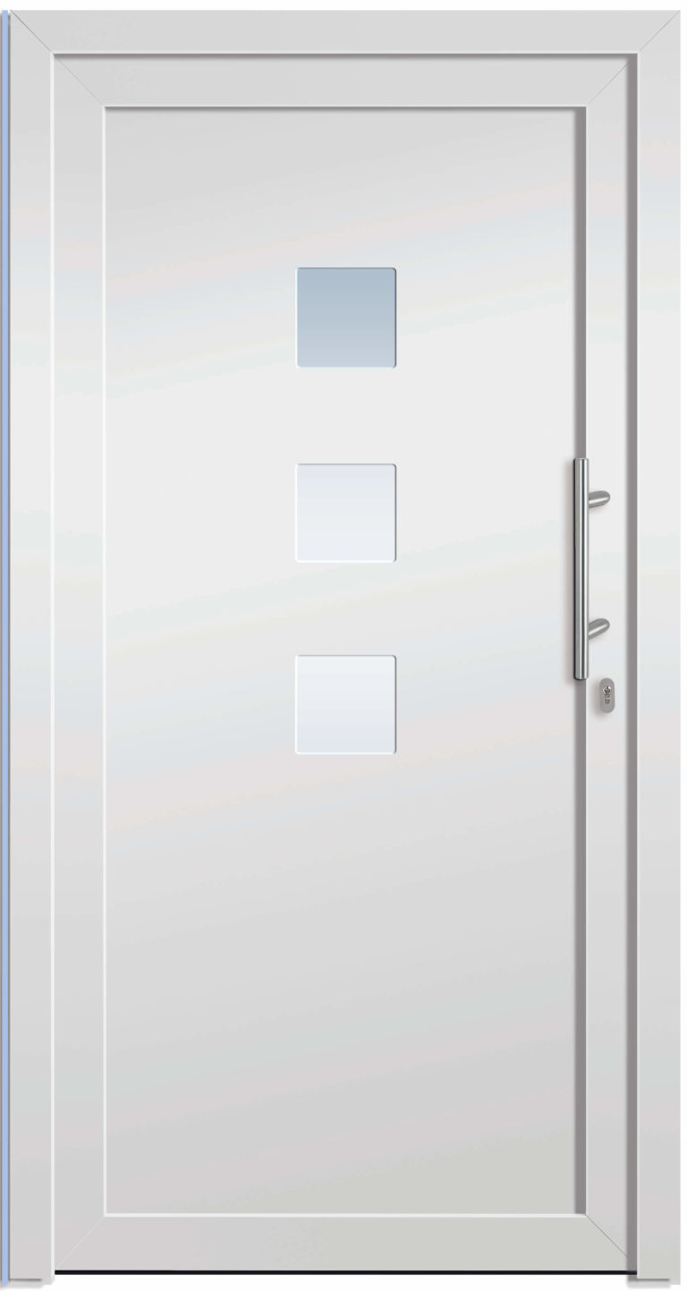 Haustüre NP-2000-30 weiß