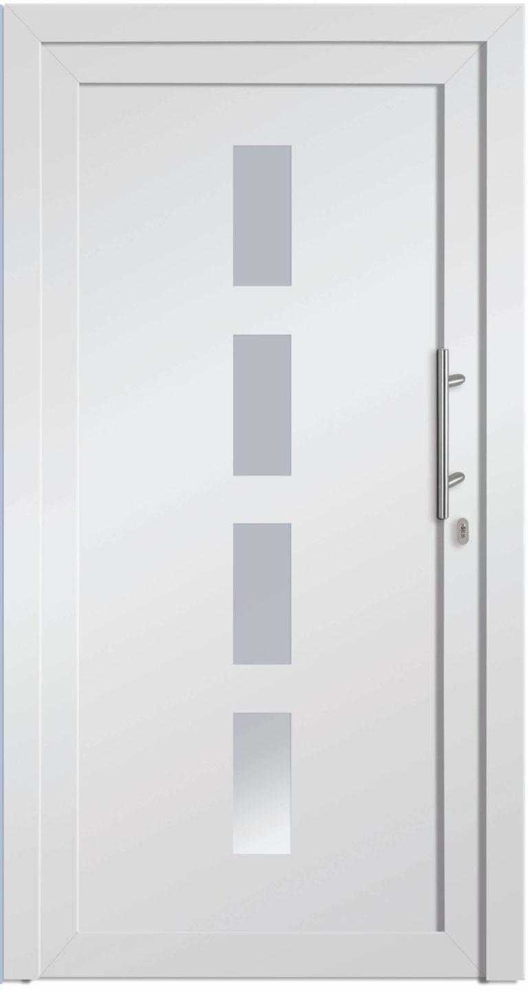 Haustüre NP-2000-40 weiß