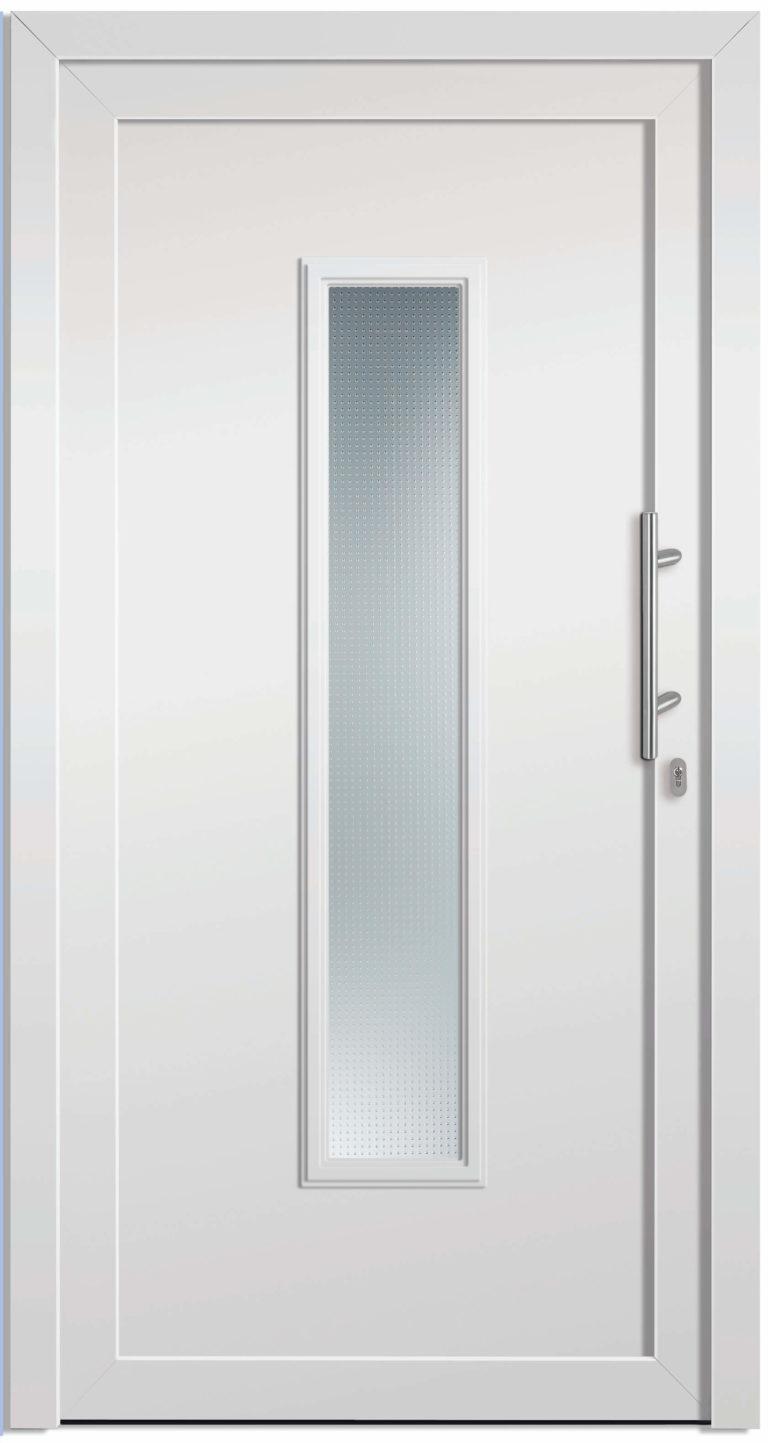 Haustüre NP-3000-10 weiß