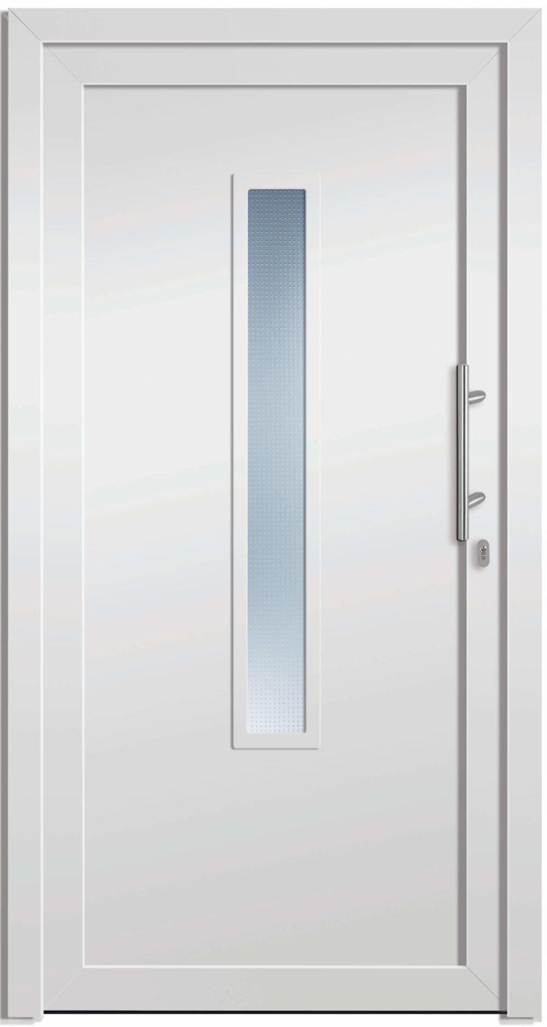 Haustüre NP-3000-100 weiß