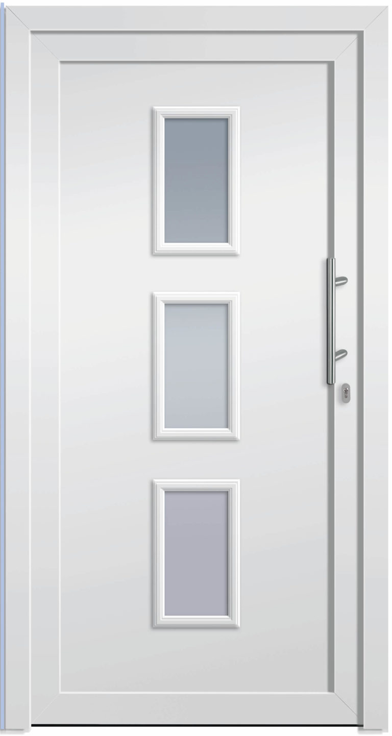 Haustüre NP-3000-30 weiß