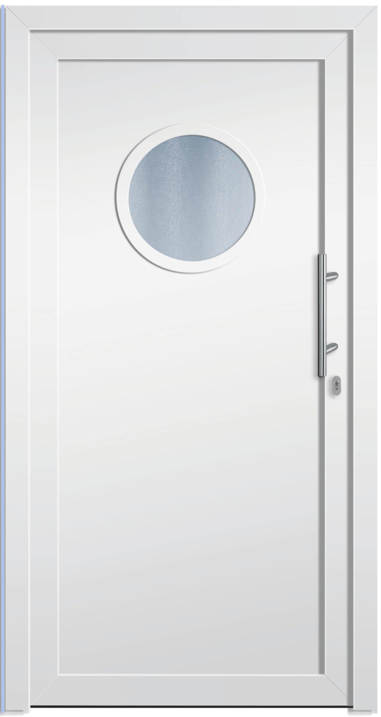 Haustüre NP-3000-40 weiß