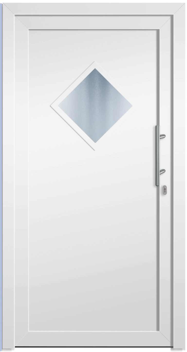 Haustüre NP-3000-70 weiß