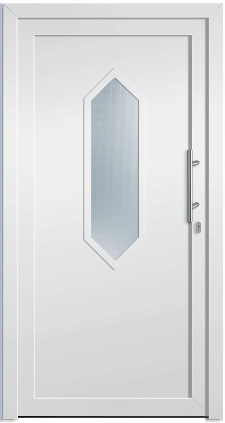 Haustüre NP-3000-80 weiß