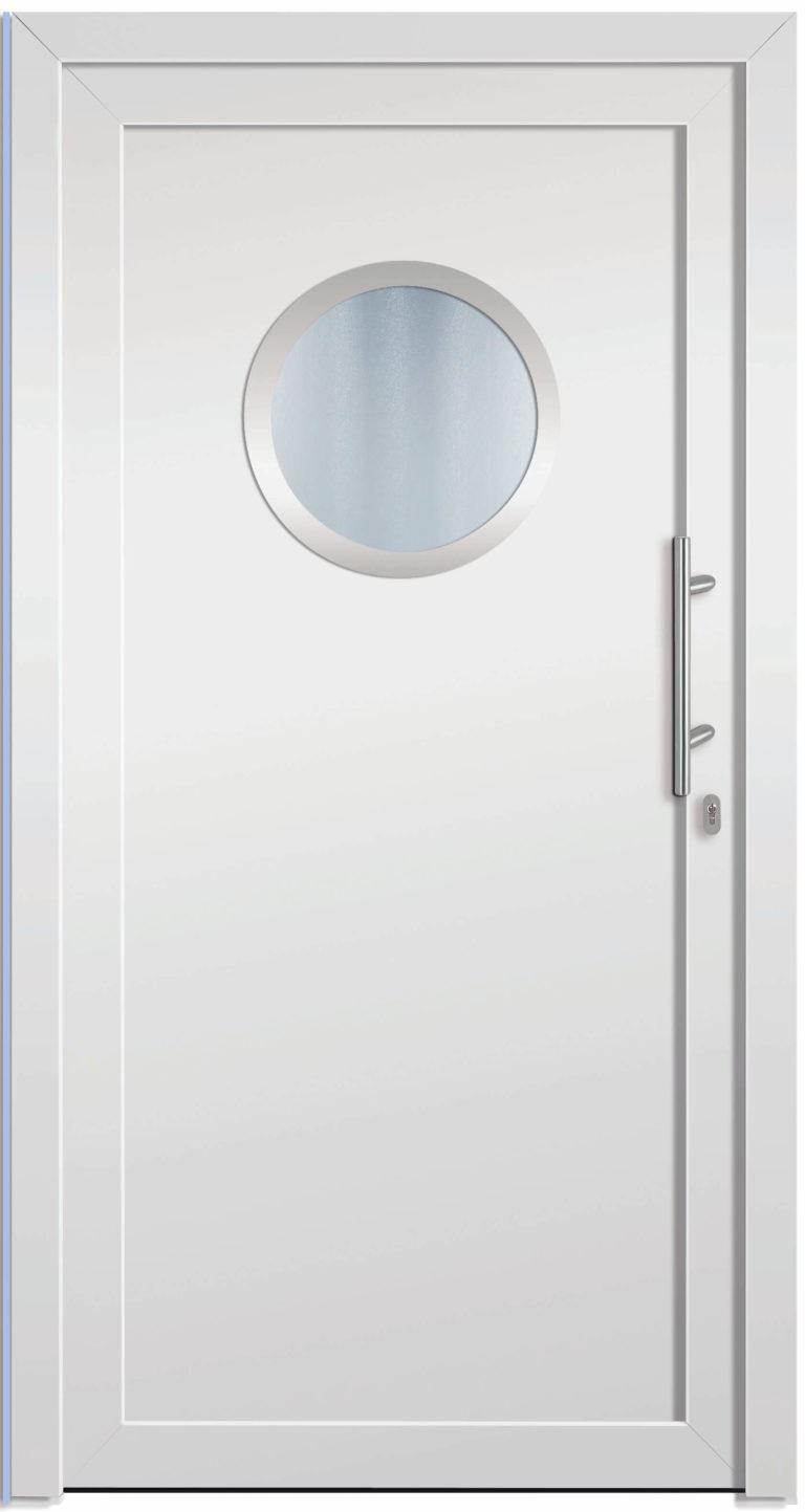 Haustüre NP-4000-20 weiß