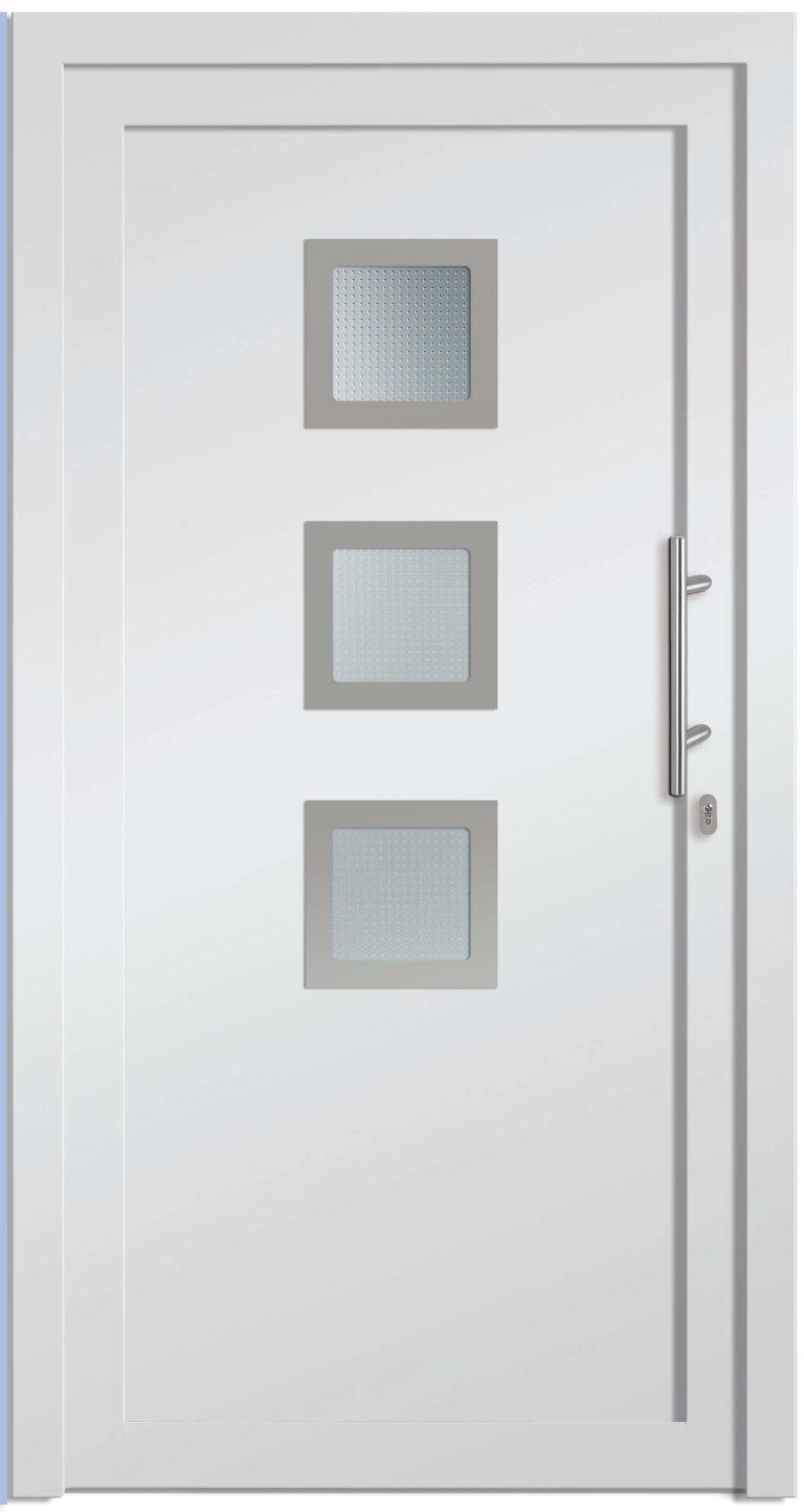 Haustüre NP-4000-30 weiß