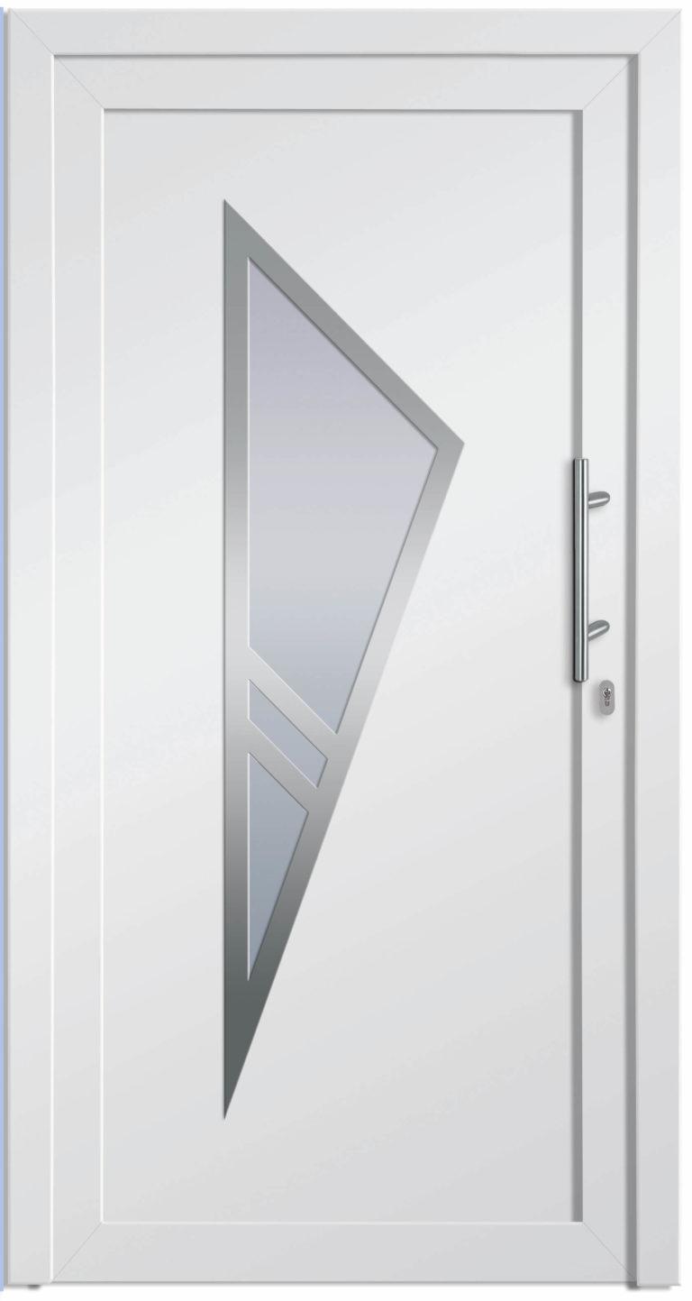 Haustüre NP-4000-40-A weiß