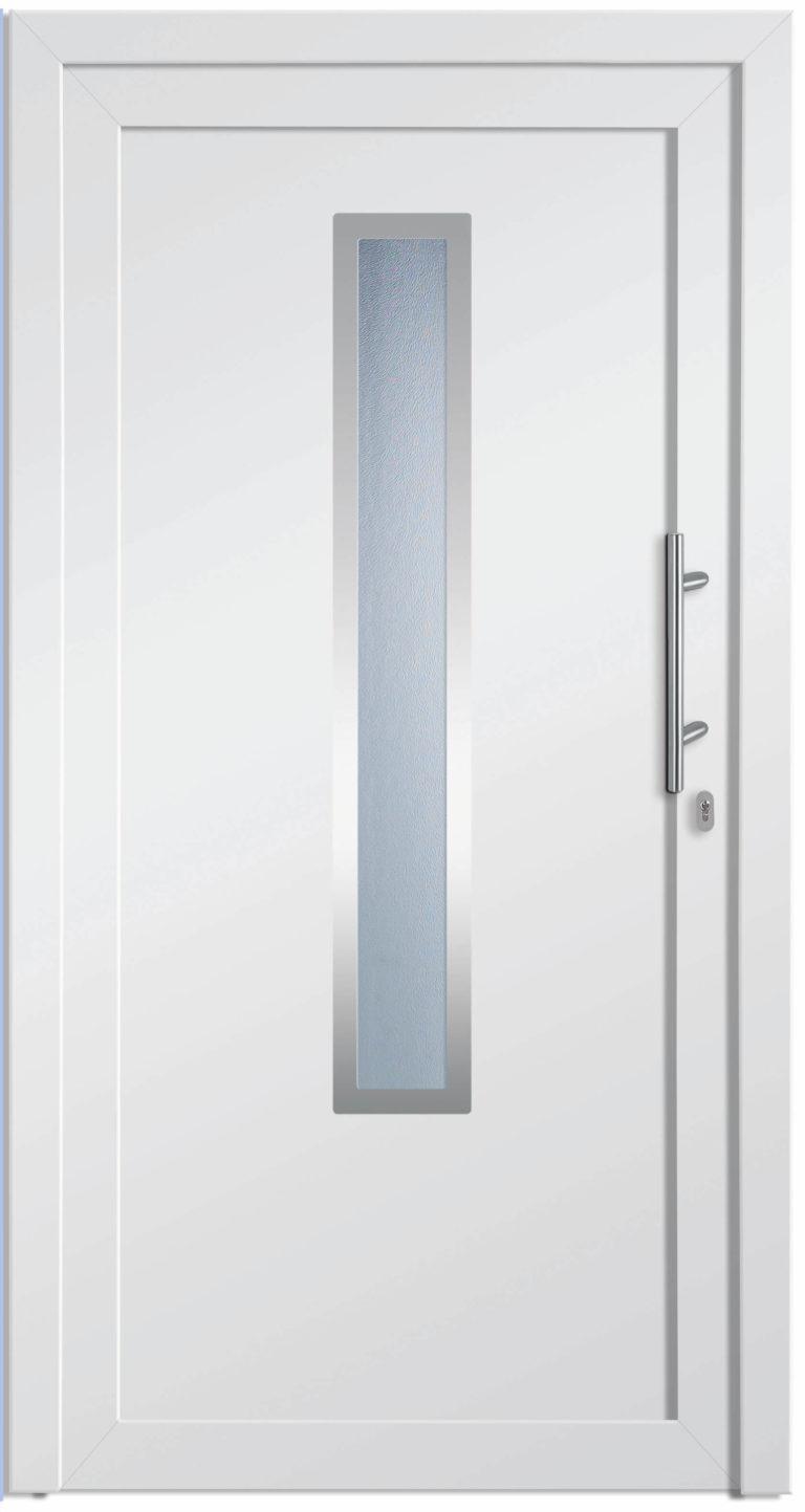 Haustüre NP-4000-50 weiß