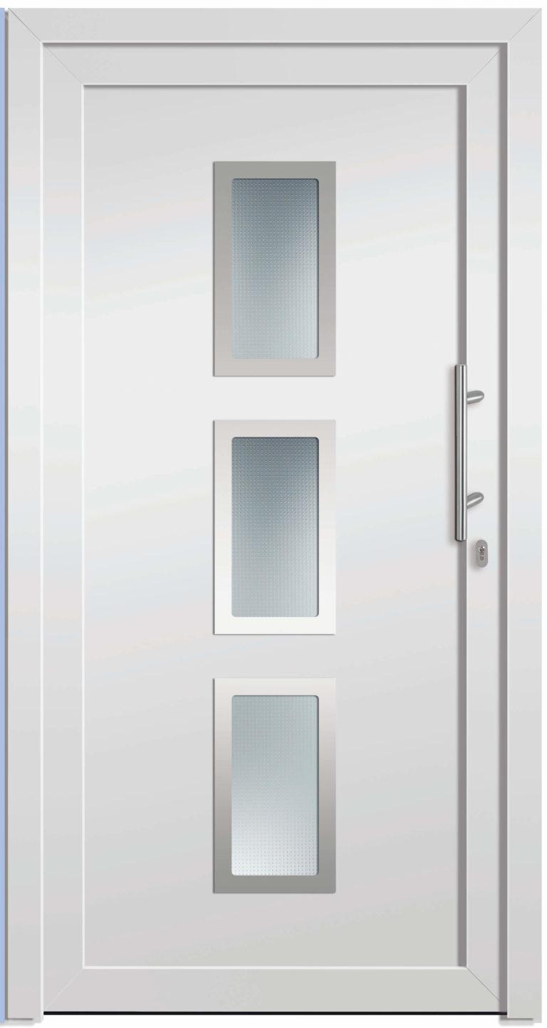 Haustür NP-4000-60 weiß
