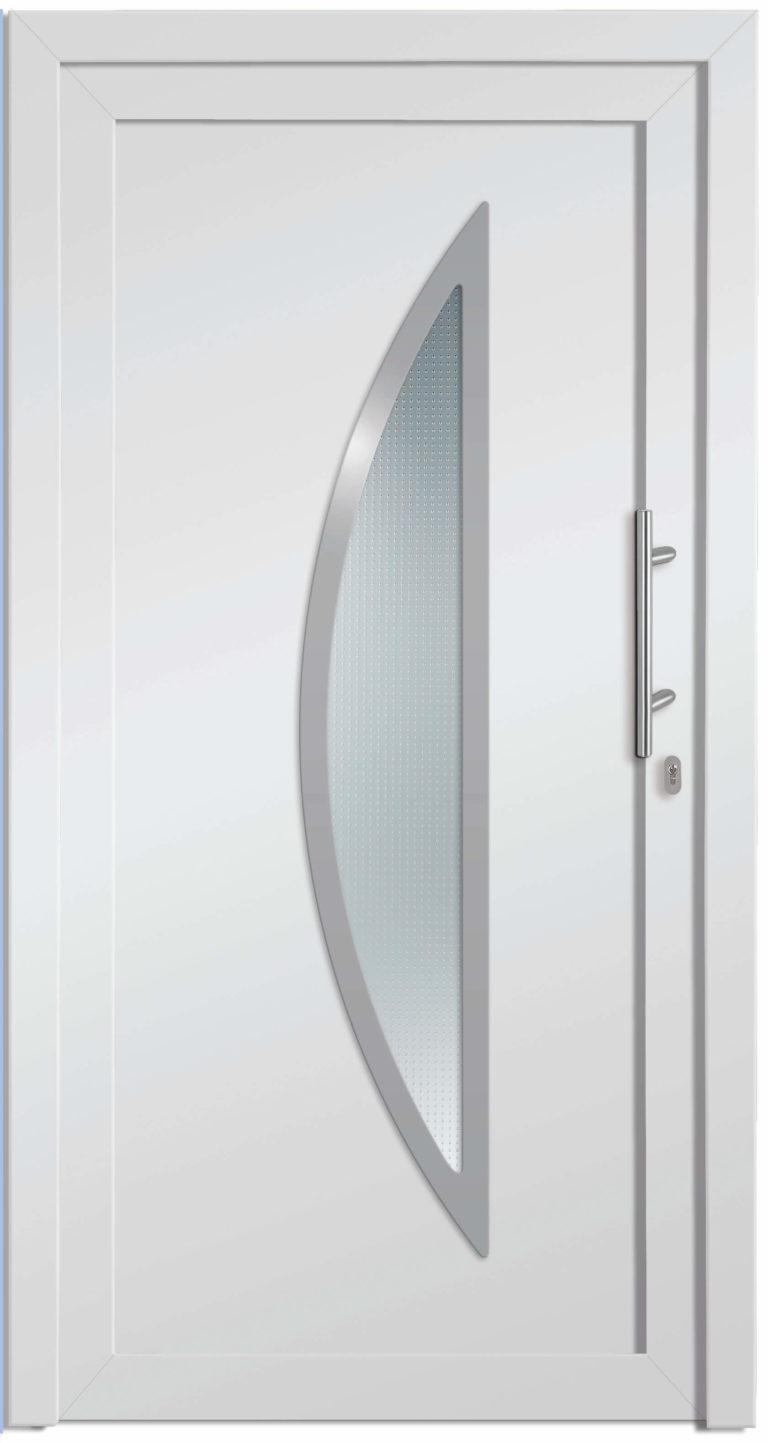 Haustüre NP-4000-70-B weiß