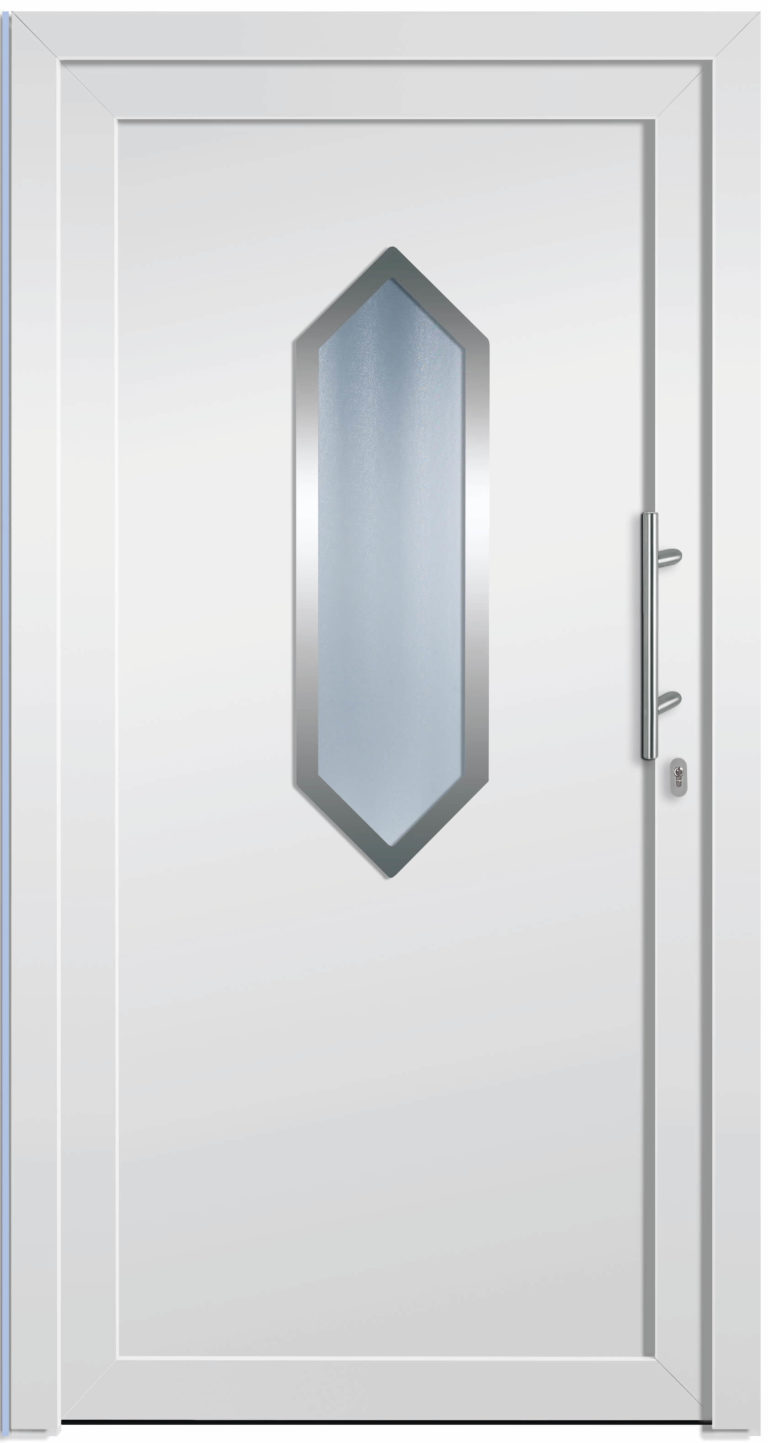 Haustüre NP-4000-80 weiß