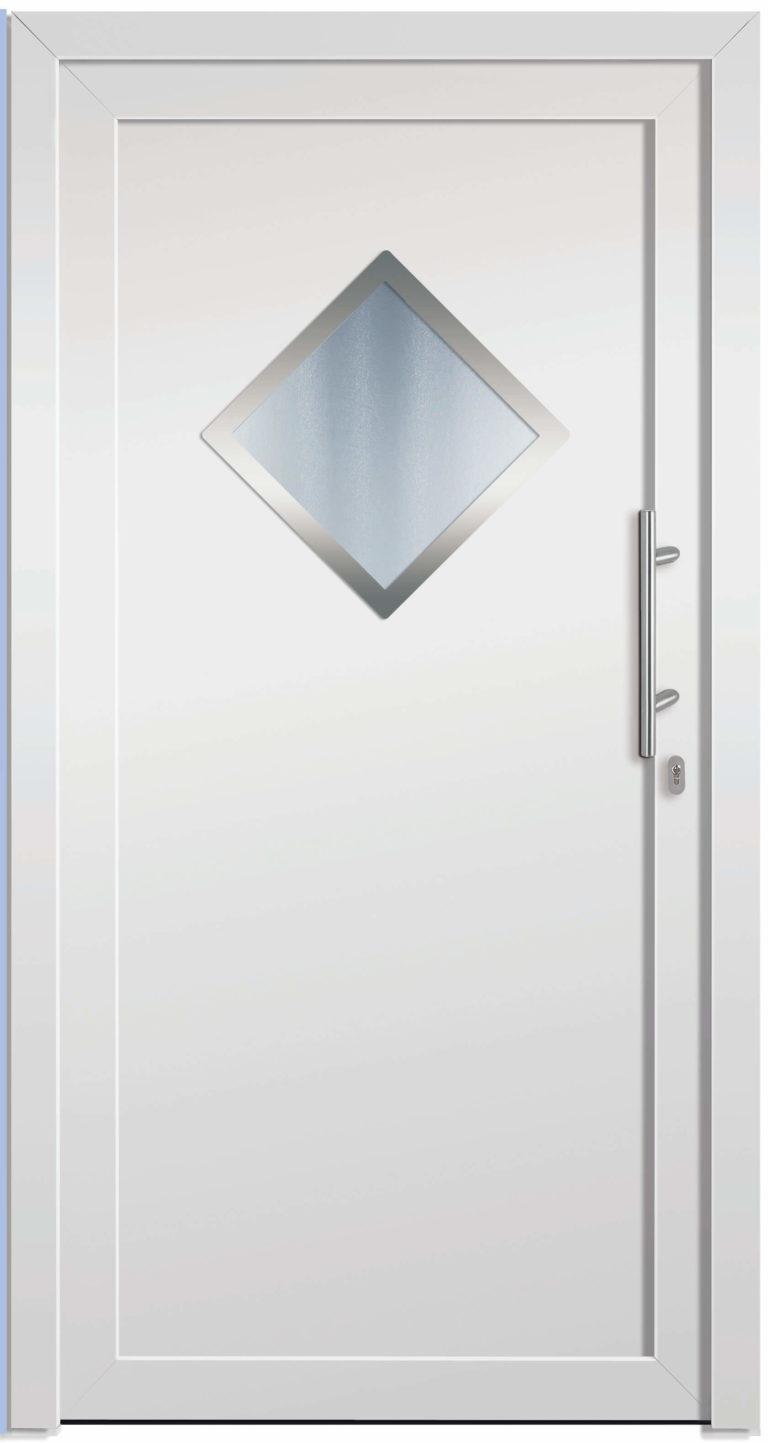 Haustüre NP-4000-90 weiß