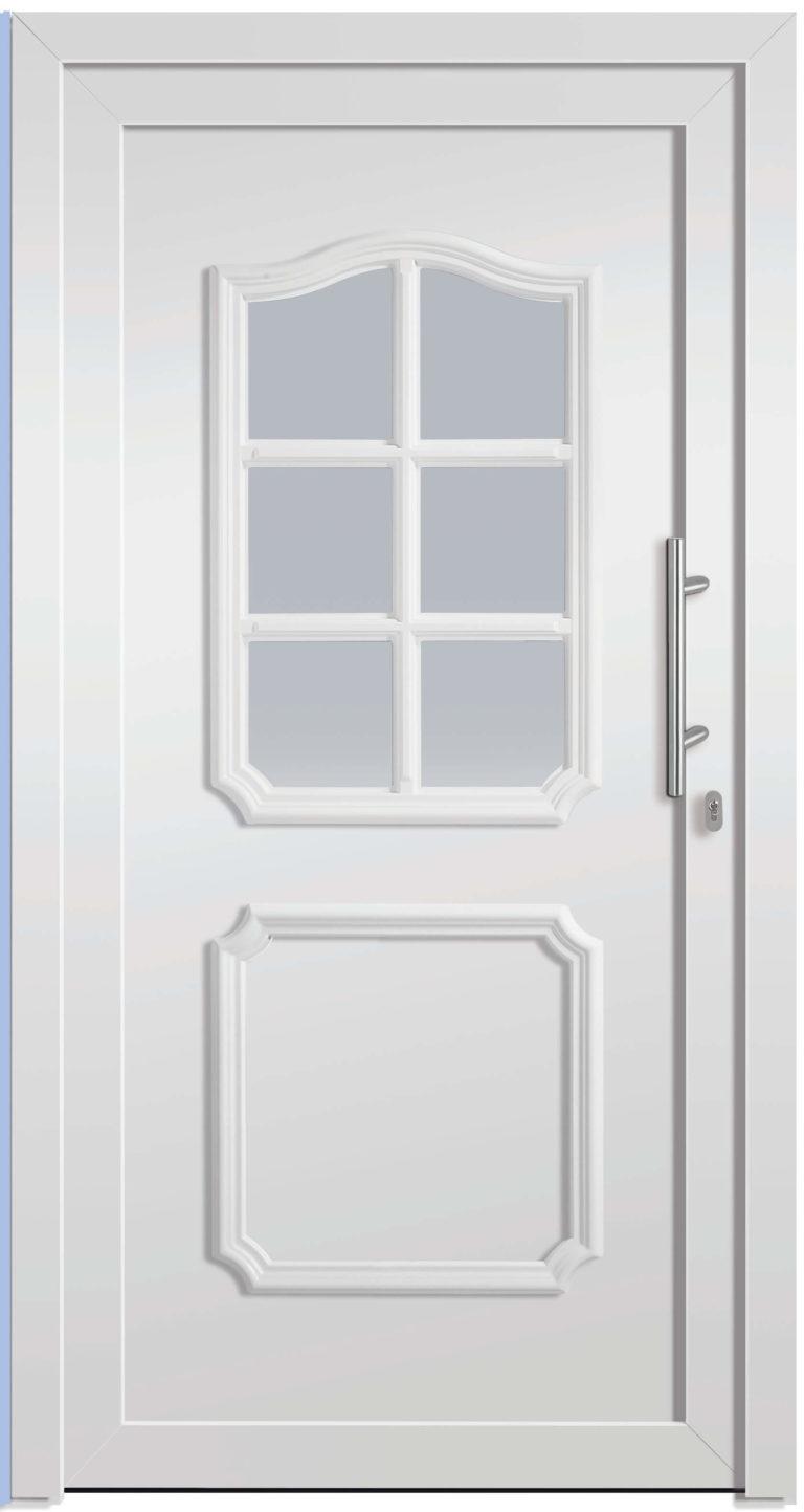 Haustüre NP-5000-10 weiß