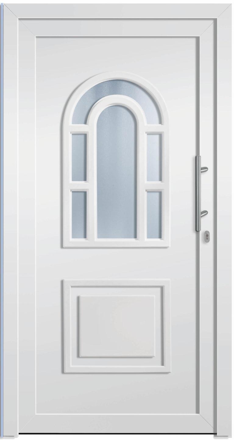 Haustüre NP-5000-100 weiß