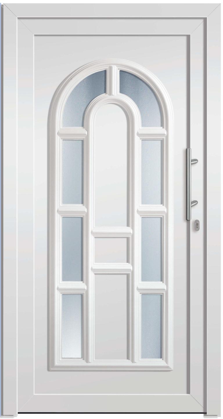 Haustüre NP-5000-20 weiß