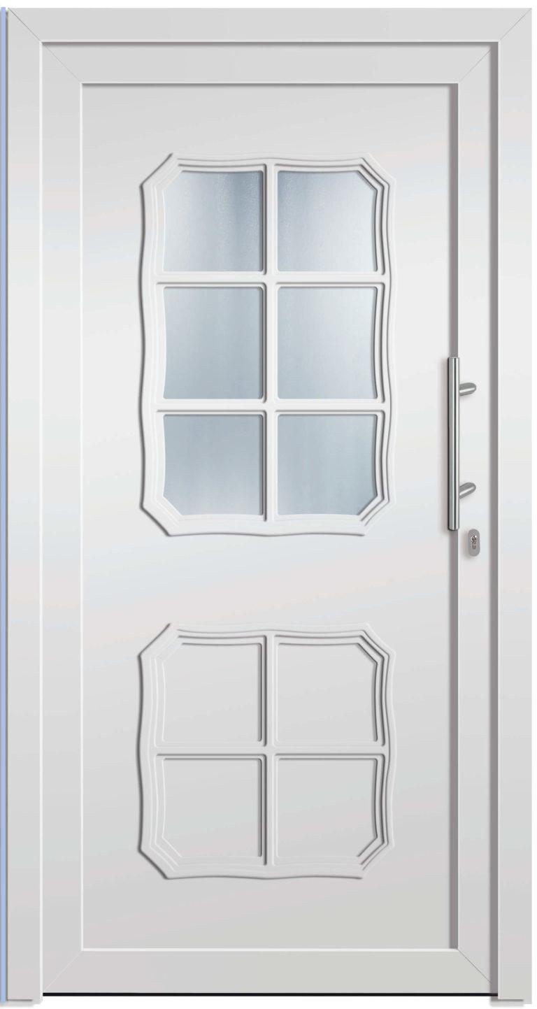 Haustüre NP-5000-30 weiß
