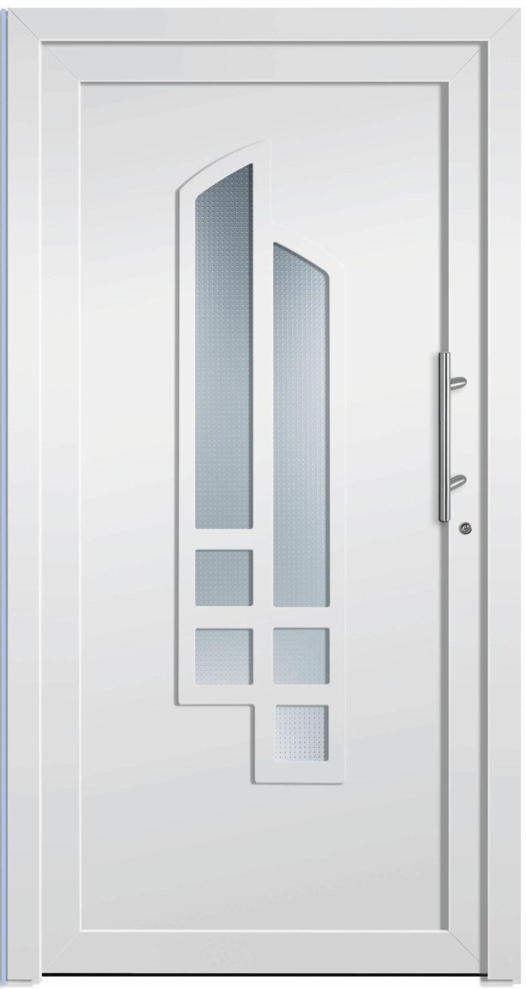 Haustüre NP-5000-40-A weiß