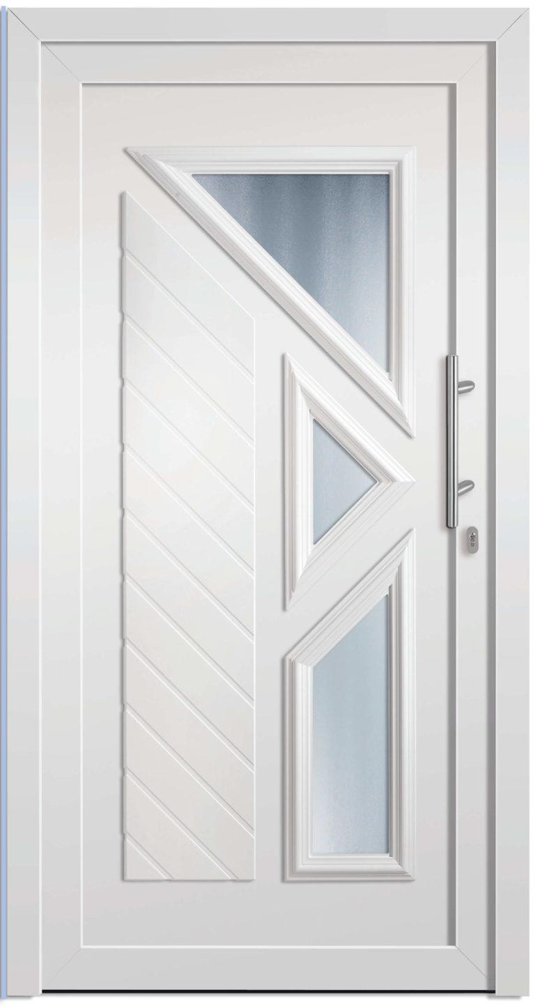Haustüre NP-5000-70-A weiß