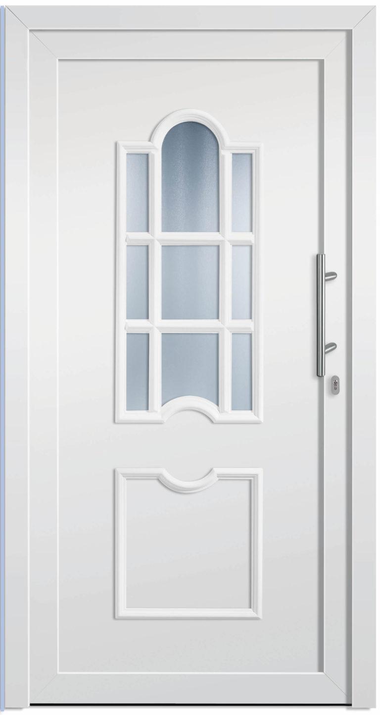 Haustüre NP-5000-80 weiß
