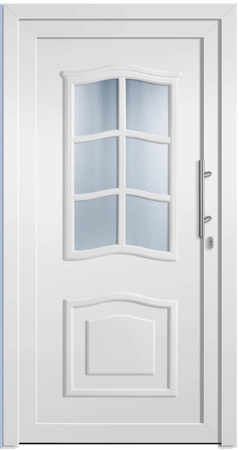 Haustüre NP-5000-90 weiß