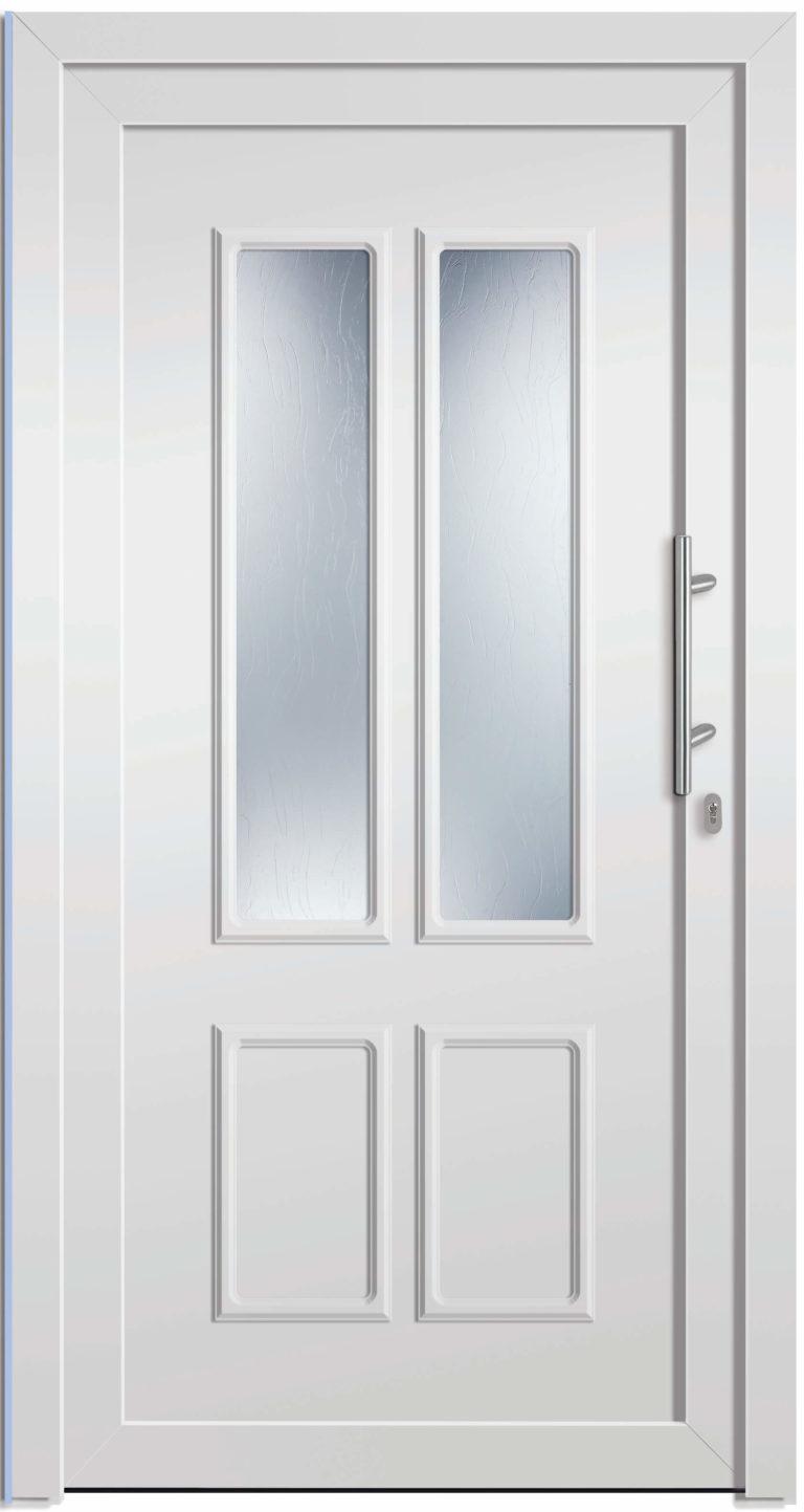 Haustüre NP-6000-20 weiß