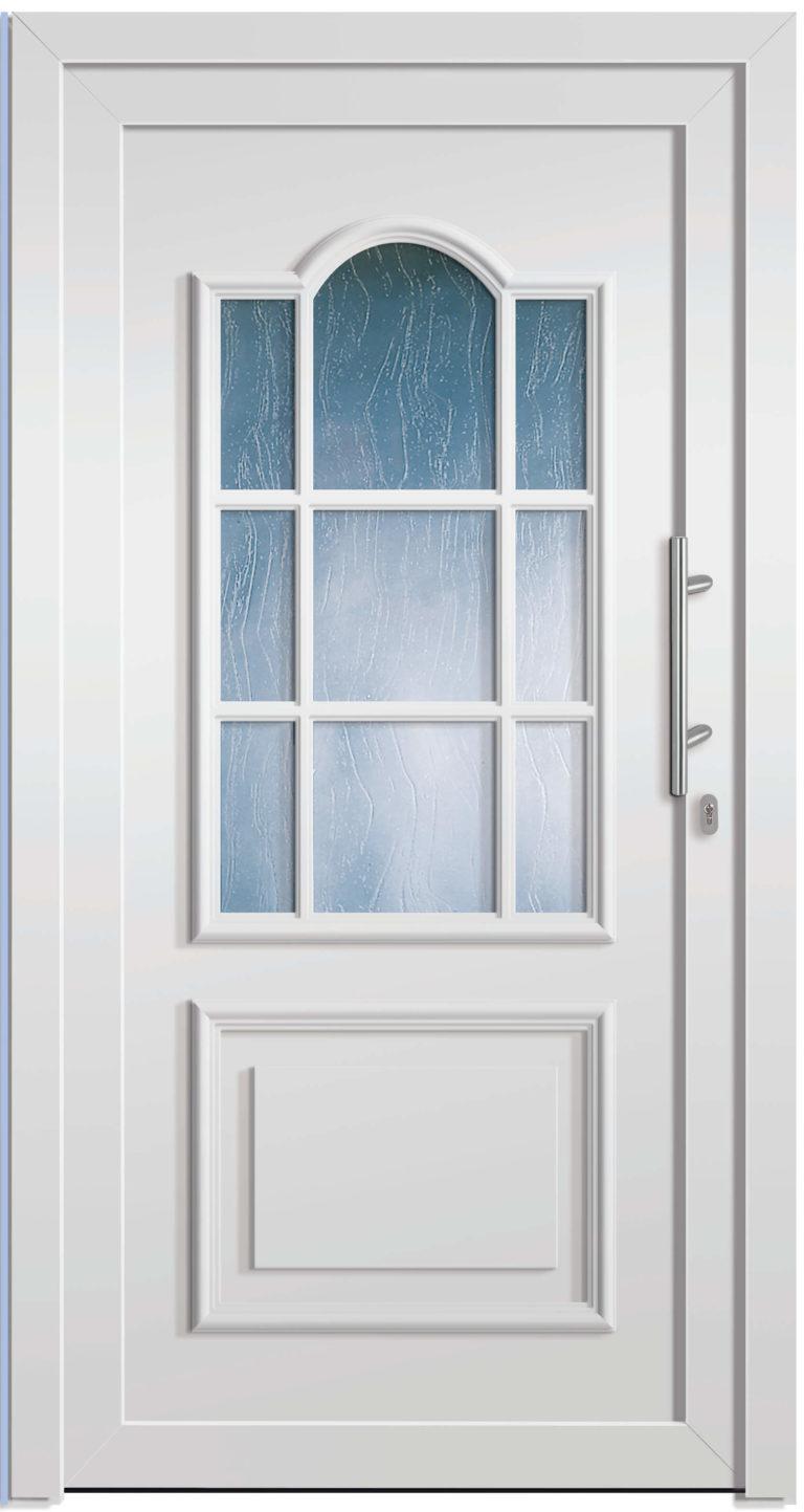 Haustüre NP-6000-30 weiß