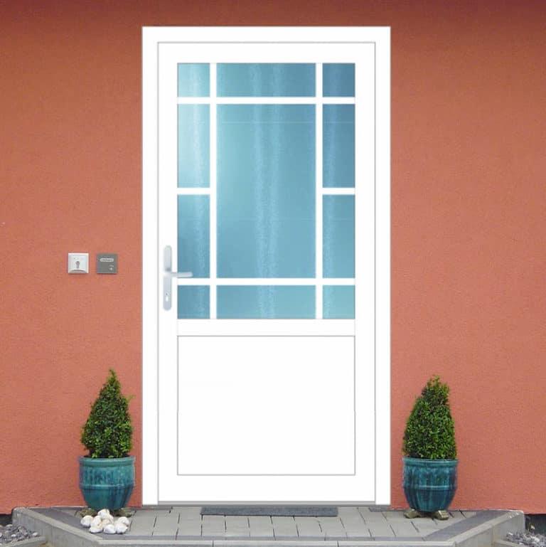 Haustüre NP156 weiß