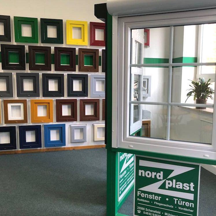 Ausstellung in Schenefeld für Fenster und Türen