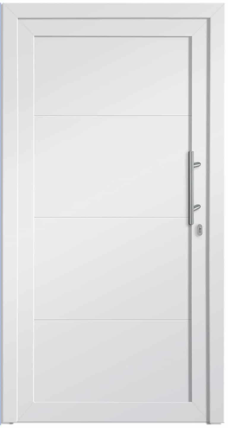 Haustüre NP-1000-10 weiß