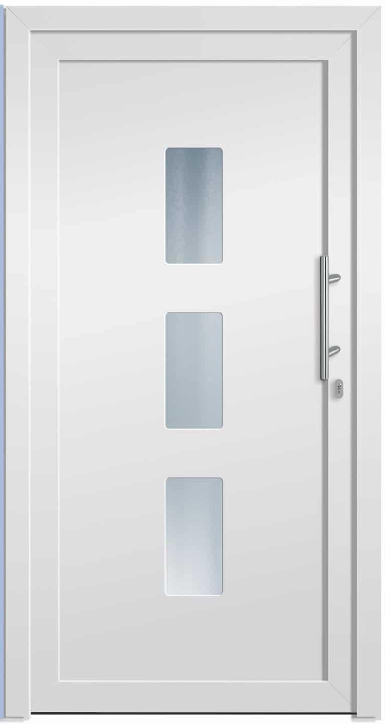Haustüre NP-2000-50 weiß