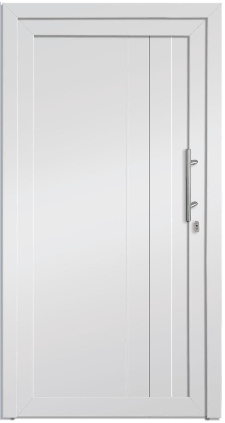 Haustür NP-1000-60 weiß