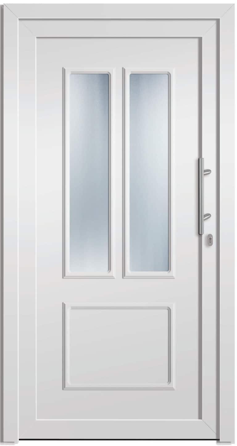 Haustüre NP-6000-50 weiß