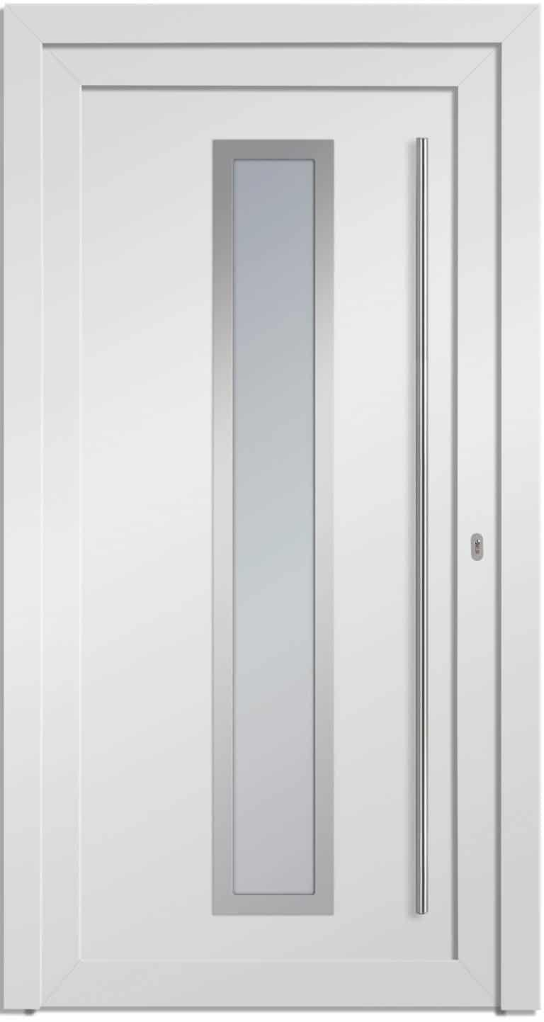 Haustüre NP-7000-50 weiß