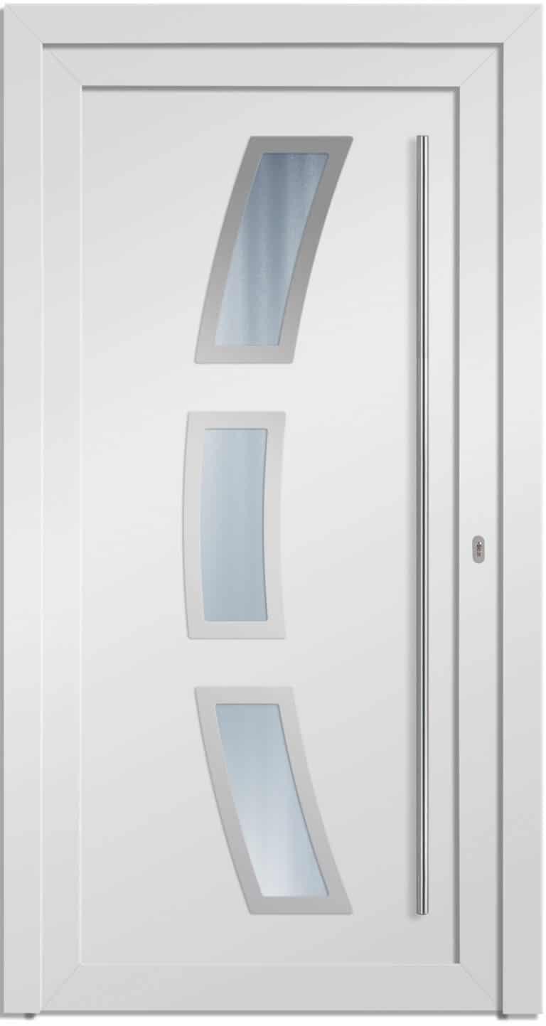 Haustüre NP-7000-60 weiß