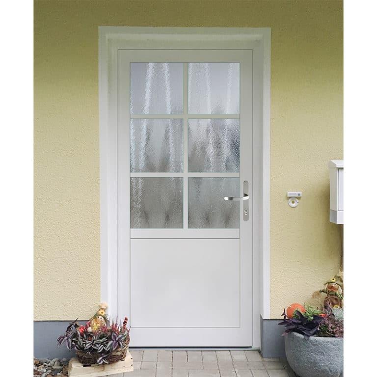 Haustüre NP112 weiß