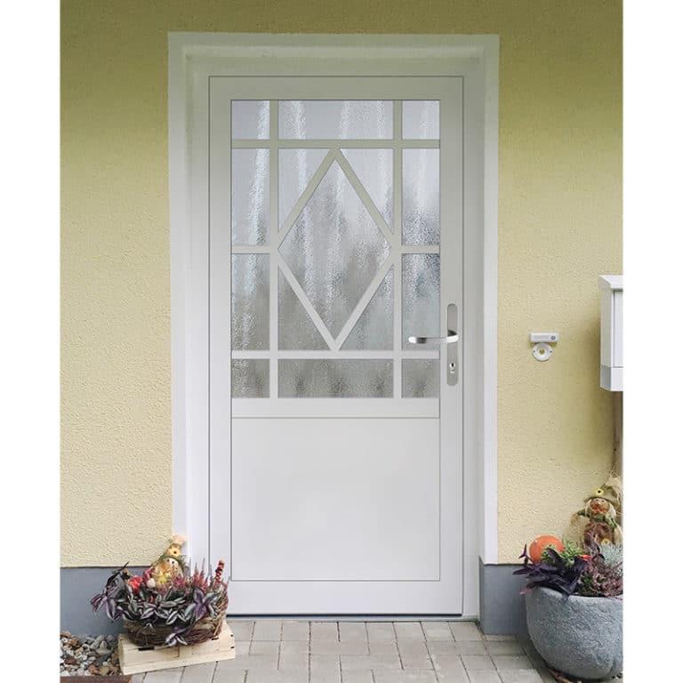 Haustür NP158 weiß