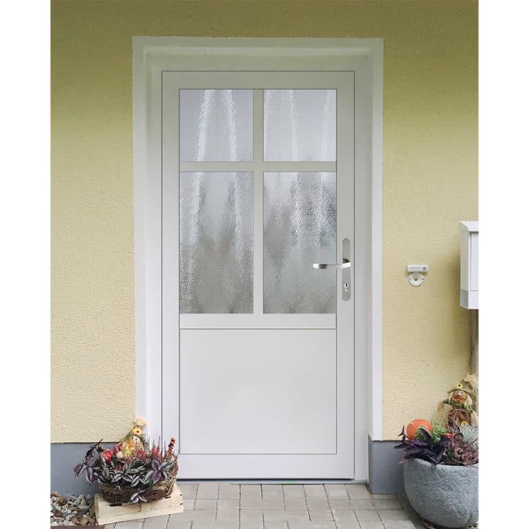 Haustür NP170 weiß